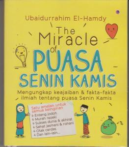 miracle puasa senin kamis